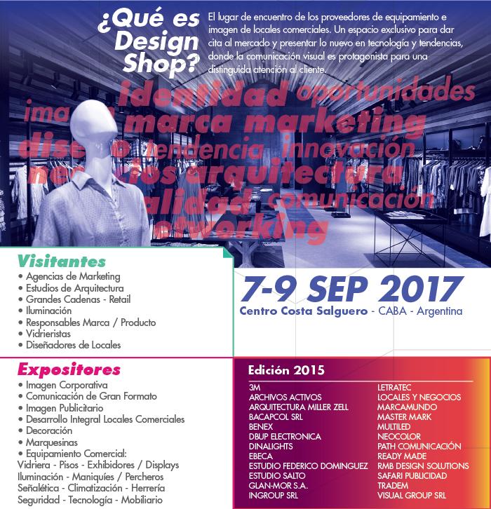 Design Shop 2017