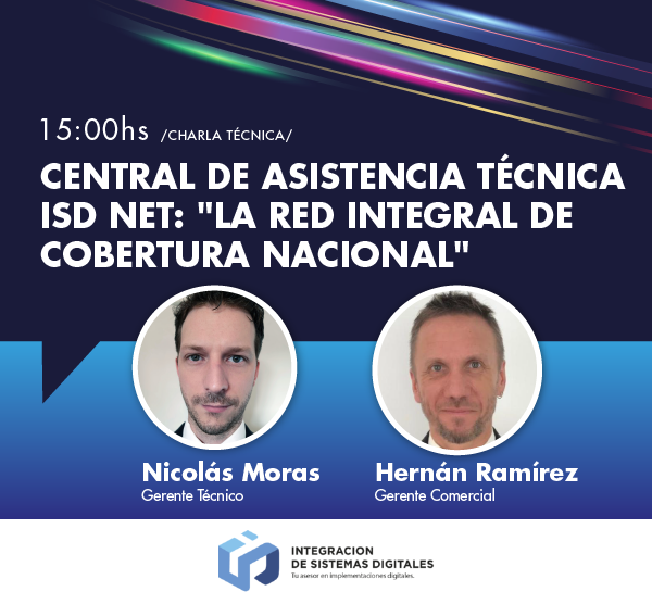 INTEGRACION DE SISTEMAS DIGITALES